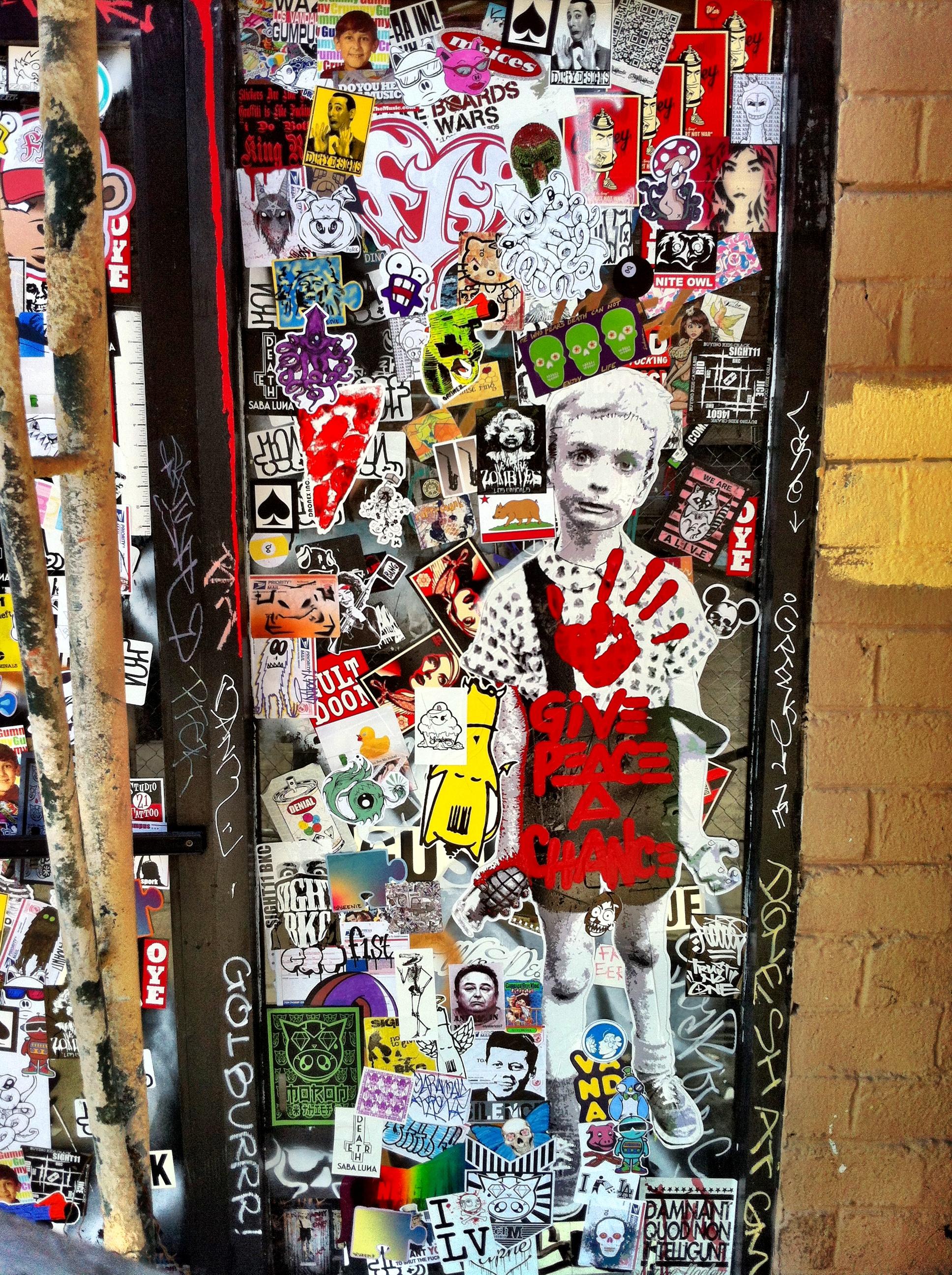 Art By Beer Zombies Ndash Commonwealth Sticker Doors Beer