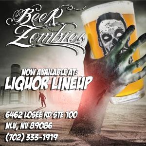 liquor lineup